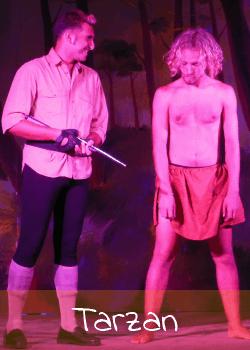 Musical - Tarzan